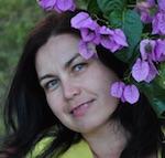 Елена Полковникова, инструктор по скандинавской ходьбе в Зеленограде