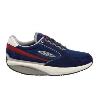 Мужские замшевые ботинки MBT 1996 Celtic Blue